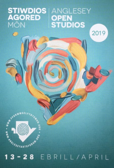 Anglesey Open Studios 13th – 28th April 2019